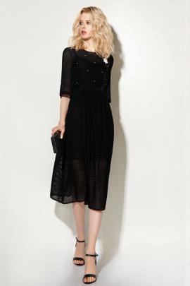 Платье Prio 713593 черный