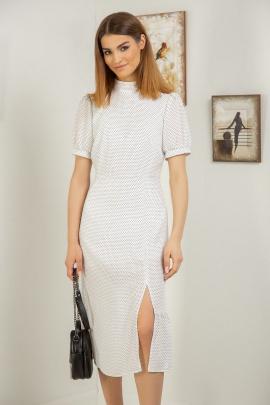 Платье Samnari Т122 белый_фон