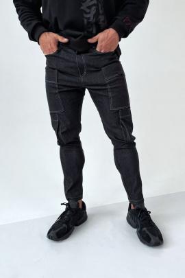 Брюки Rawwwr clothing 216 черный