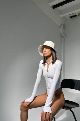 Боди Rawwwr clothing 223 белый
