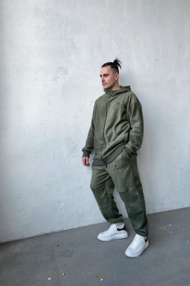 Худи Rawwwr clothing 233 хаки