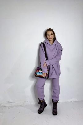 Брюки Rawwwr clothing 213 лиловый