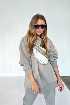 Худи Rawwwr clothing 083 серый