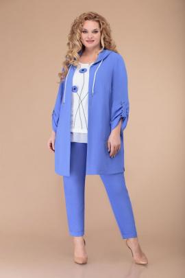 Кардиган, Брюки, Блуза Svetlana-Style 1527 голубой