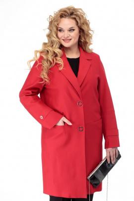Пальто БелЭльСтиль 778 красный