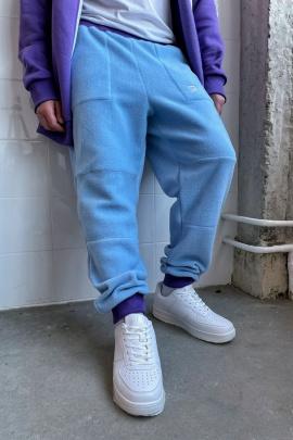 Брюки Rawwwr clothing 226 голубой
