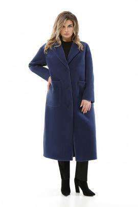 Пальто Pretty 1932 темно-синий