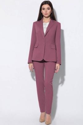 Женский костюм LeNata 31796 слива