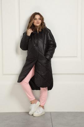Пальто AMORI 2120 черный