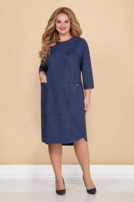 Платье Медея и К 2067 синий