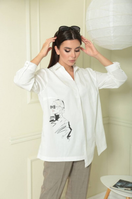 Рубашка Chumakova Fashion 2022