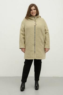 Пальто Bugalux 425 170-горчица