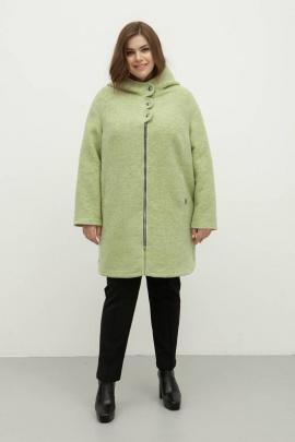 Пальто Bugalux 425 170-зеленый