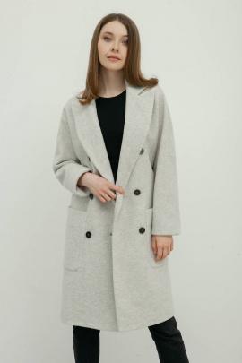 Пальто Bugalux 436 164-серый