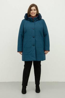 Пальто Bugalux 471 164-изумруд
