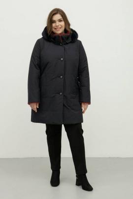 Пальто Bugalux 471 164-синий