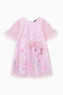 Платье Bell Bimbo 210249 св.розовый
