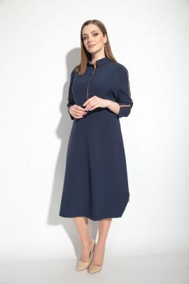 Платье Michel chic 2027 синий