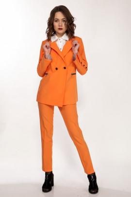 Женский костюм ICCI С2003 апельсин