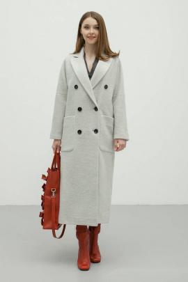 Пальто Bugalux 938 164-серый