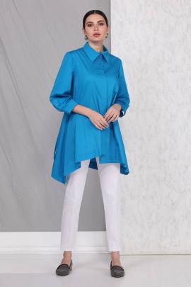 Брюки, Блуза Beautiful&Free 1918 голубой