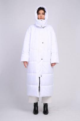 Пальто TSURAN COAT-JULIA-WH белый