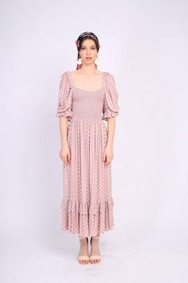 Платье TSURAN DRESS-ROMANTIKA пудровый