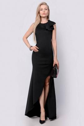 Платье PATRICIA by La Cafe F14815 черный