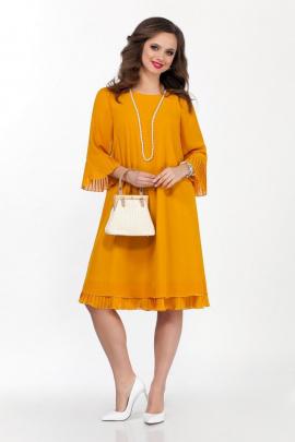 Платье TEZA 250 желтый
