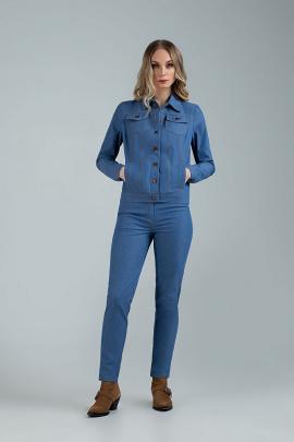 Женский костюм MARIKA 400 голубой