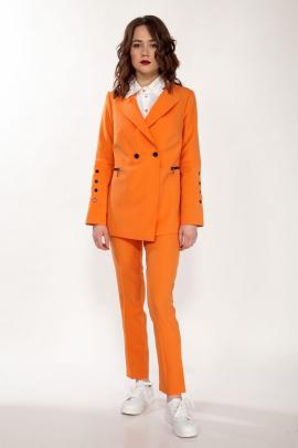 Женский костюм ICCI С2009 апельсин