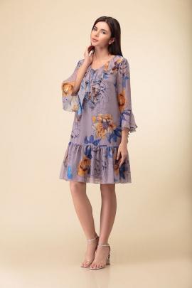 Платье DaLi 3400 цветы