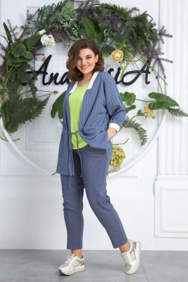 Женский костюм Anastasia 550 джинс