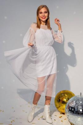 Платье Daloria 9104 белый