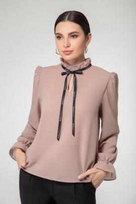 Блуза Nivard 1125 пудра