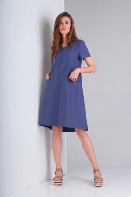 Платье Basagor 470 джинсовый