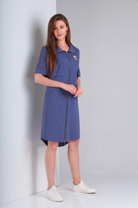 Платье Basagor 471 джинсовый