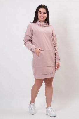 Платье FORMAT 17013 дымка