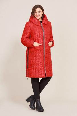 Пальто Магия Стиля М-2256 красный