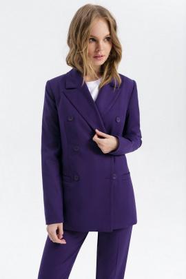Жакет PiRS 1333 сине-фиолетовый