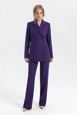 Женский костюм PiRS 2755 сине-фиолетовый
