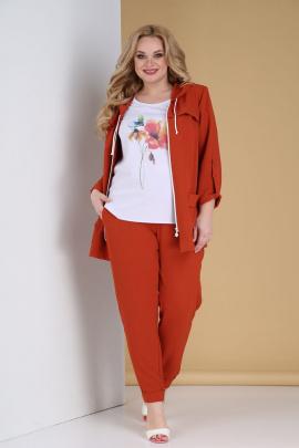 Женский костюм Tensi 305 оранжевый