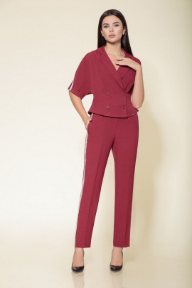 Женский костюм DaLi 4350б бордо