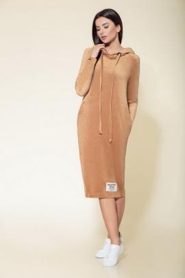 Платье DaLi 4394 песок