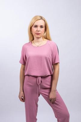 Комплект Пинск Стиль 3849 розовый