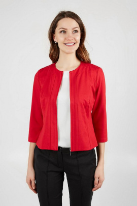 Жакет Legend Style B-020 красный
