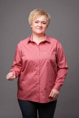 Рубашка Соджи 474 розовый