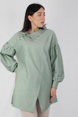 Блуза VLADOR 500631 мятный