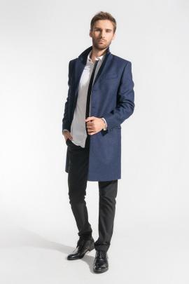 Пальто Gotti 060-1у синий