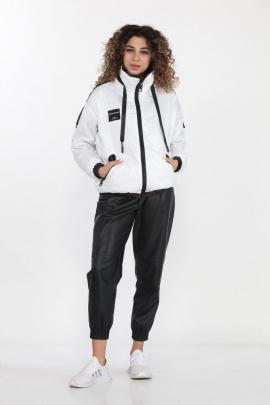Куртка DOGGI 6308 белый